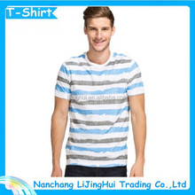 Manufacture mens full-size printing t-shirt