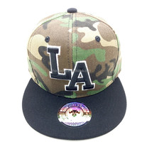 Wholesale hip-hop baseball custom army cap