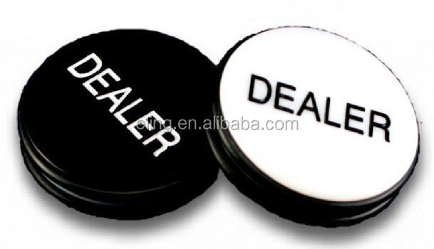 Pro Dealer Button/Casino Grade Poker Dealer Button character wooden buttons
