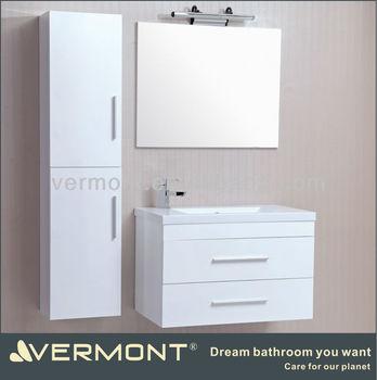 Modern Mdf High End Wall Bathroom Vanities View High End Wall Bathroom Vanities Vermont
