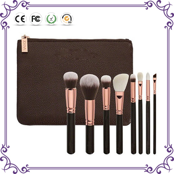 8/15pcs Luxury makeup brush set with Medium Angled Shading Angled Pixel Concealer Brush