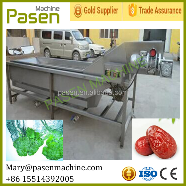 Industrial ozone vegetable washer / ozone fruit and vegetable washer