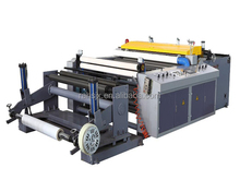 HQ-1400C one roll cross cutting and slitter A4 paper machine