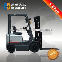 1.5t scrap electric forklift