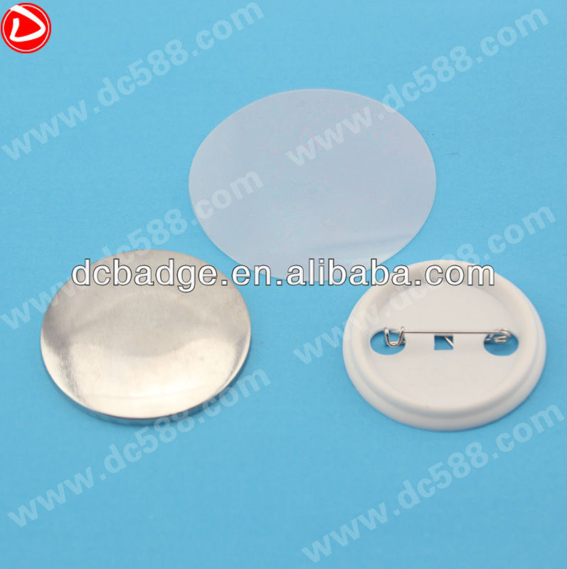 Badge Machine blank pin button material 44mm