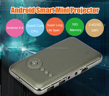 Cheapest 1080P Dlp Portable Android Smart 4K Theater Latest Mobile Phone Led Mini 3D full HD projector