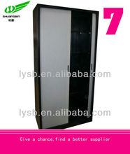Rolling shutter door furniture to keep shoes,shoe cabinet