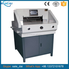 Industrial Paper Cutter with 720mm Cutting Size
