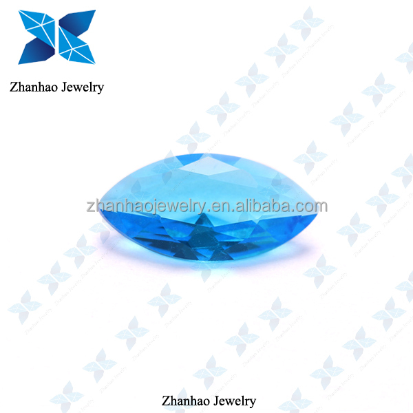 AAAAA quality hot sale marquise colorful large clear plastic bead