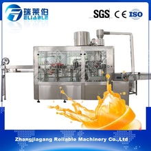 High Level Mango Juice Filling Plant / Fruit Juice Production Line