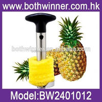 pineapple/pumpkin peeling machine ,H0T053 pineapple eye remove knife , different colors plastic pineapple peeler are avaliable
