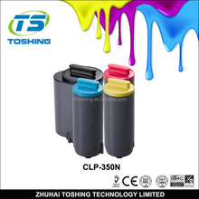 Toner Cartridge TOSHING CLP-350A CLP-350 CLP 350A CLP 350 COLOR Compatible for Samsung CLP-350N/350NK/350NKG printer