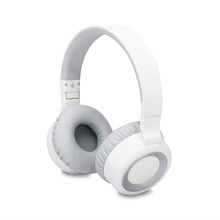 Lightweight Foldable Stereo Blue Tooth Headphone, Wireless Headphone with Mic