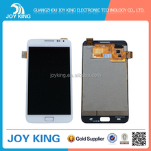 Tested one by one lcd assembly for samsung galaxy note 2 n7100 with Digitizer Touch Screen