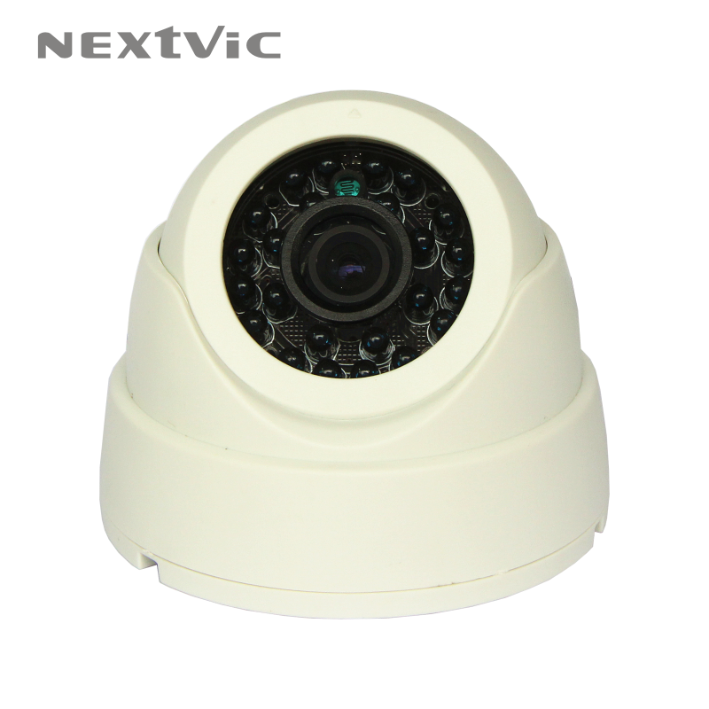 Indoor Plastic CCTV Dome Camera Housing/ Cheap Casing