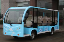 13 passengers electric city tour bus hot sale for sightseeing