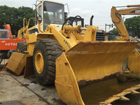 Japan Made Loader , Good Working Condition 85Z Used Kwasaki Wheel Loader