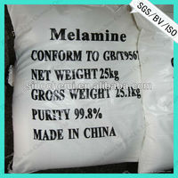 Melamine powder 99 8