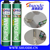 high expansion 750ml poly foam sealant