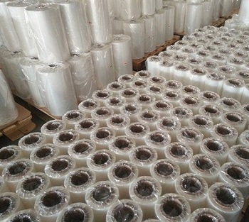 Good quality POF shrink film for automatic semipack/minipack shrink machine