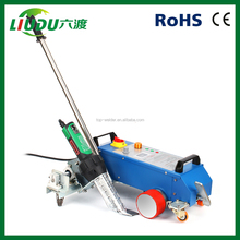 Leister heat gun PVC Trapaulin Hot Air Welding Machine for Tape Welding