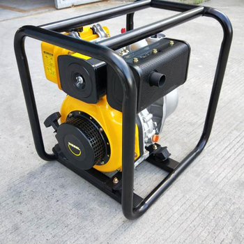 High pressure  3inch diesel water pump for sale