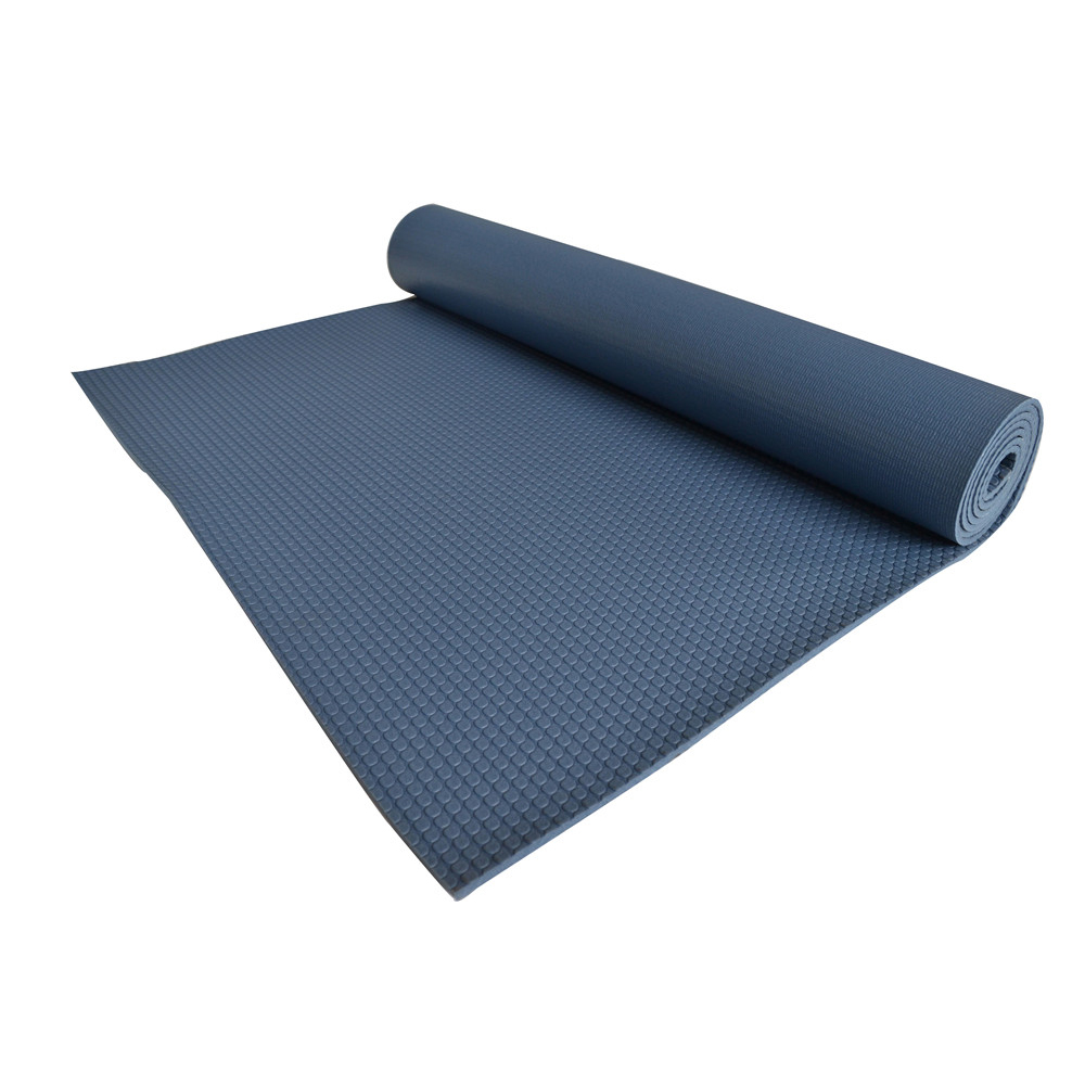 Multi Purpose high density pvc foam pro yoga and pilates mat embossing logo