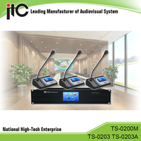 ITC TS-0200 Series Digital Conference System