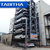 Rotary Type Vertical Circulating Automatic Car Parking System