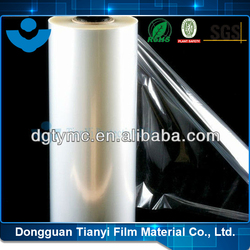 Non Residue Envorimental High Tack PE Adhesive Carpet Film