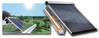 SDC-58-12 Evacuated Heat Pipe Tube Solar Collector OEM Manufacturer
