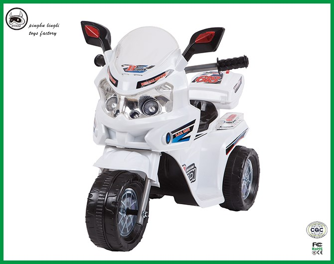Custom made online !LL618 Pinghu Lingli 3 wheel motorcycle, baby car with high quality,kids electrical motorcycle