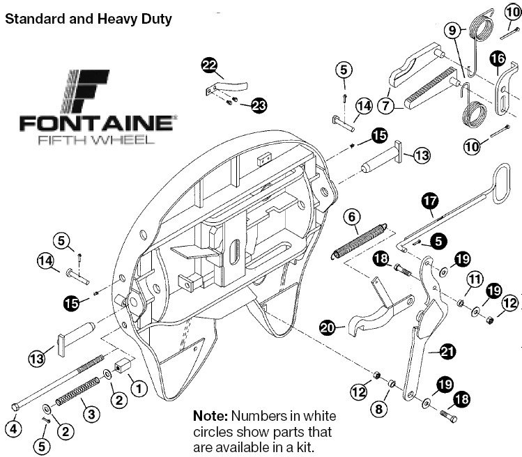 Truck Wiring Diagrams on ford transmission fuse