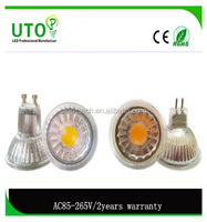COB 6W 9W 12W Led Spotlights Lamp 120 Angle GU10 E27 E26 MR16 GU5.3 Dimmable Led Bulbs Warm Cool White