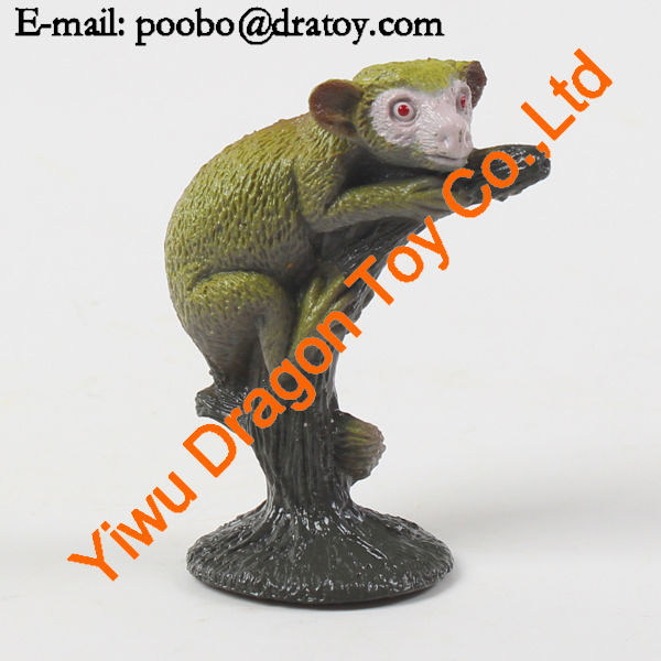 wholesale small plastic monkey toy