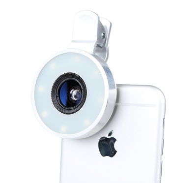 2016 hot sale Highest cost performance Price 180 degree selfie fish eye lens For iPhone & Smart Phone