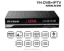 Android 7.1 TV Box DVB T2 S2 Combo Set Top Box