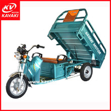 Three wheeler electric tricycle bikes recumbent trike adult scooter large capacity rickshaw
