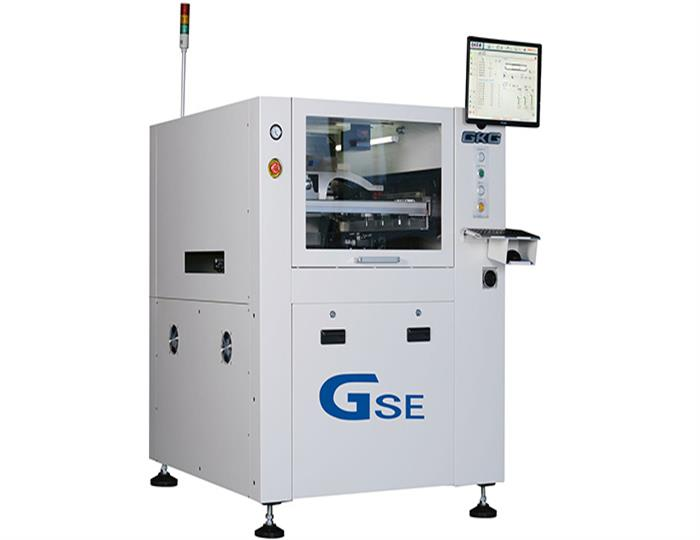 Automatic smt solder paste printer led pcb printing machine stencil screen printing machine