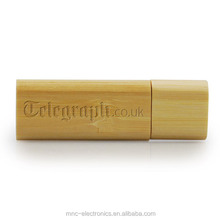 Eco friendly 512MB, 1GB, 2GB, 4GB, 8GB personalised custom laser engraving logo 2.0 wooden USB flash drive sticks