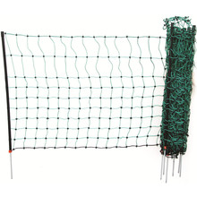 plastic poultry net electric fence net for poultry chicken temporary portable net fencing