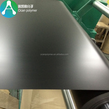 300 Micron Rigid Black PVC Film for Vacuum Forming Cooling Tower Filler