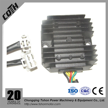Scooter Motorcycle Voltage Regulator Rectifier GY6-11