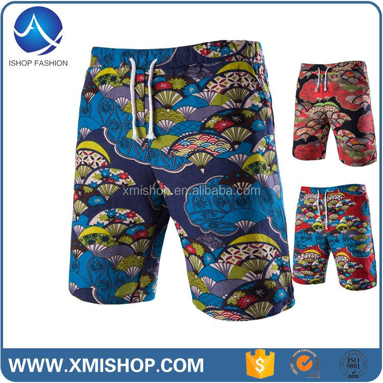 Promotional Design Hot Selling Mens Running Shorts