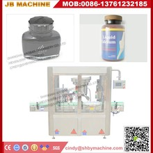 High Speed Automatic mono-block rotary piston filling cum sealing machine with CE Certification