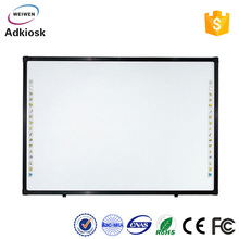 Highly integrated electronic interactive touch screen smart whiteboard for learning