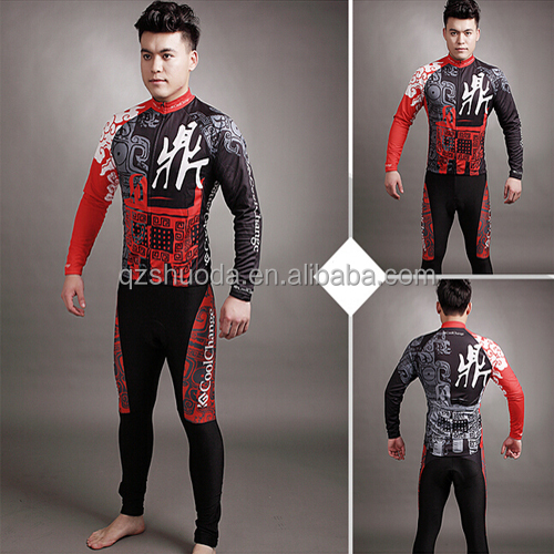 Winter 2015 Latest cycling Jersey cycling clothing cheap china cycling wear