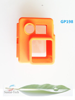 Gopro hero 3+Dustproof Silicone Case for Hero3+Cover Skin for Gopro Hd Hero 3+ GP198