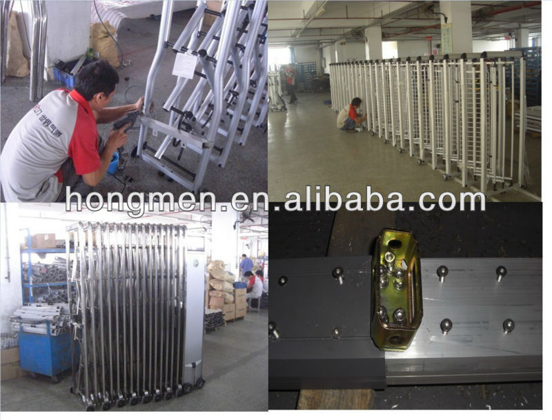 Factory Expandable Automatic Main Gate With Trackless Operation