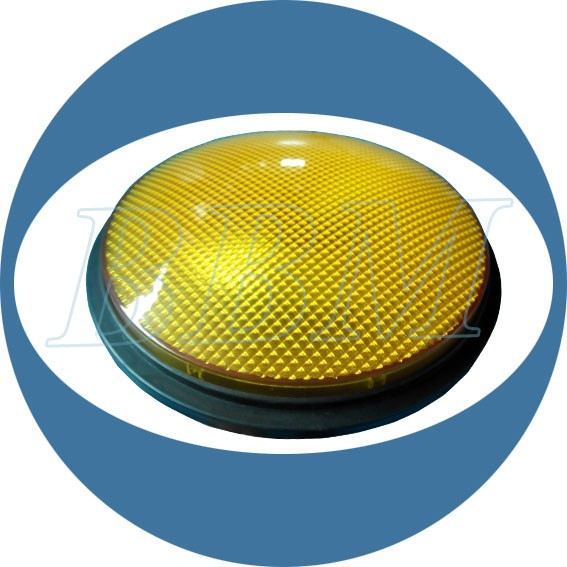 200mm gelb high power ball verkehrs signal core